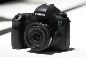 The Canon EOS 6D.  It might not have everything, but what does have is enough for me.