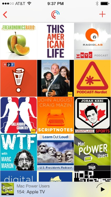 PodcastsScreenshots 2