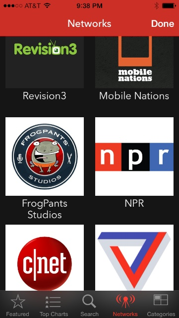 PodcastsScreenshots 4