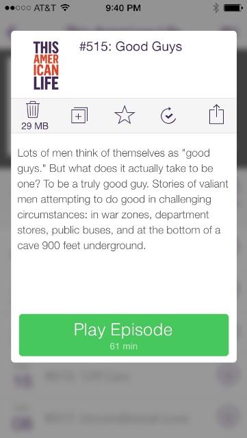 PodcastsScreenshots 6